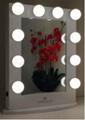 好萊塢鏡 燈泡鏡 化妝鏡