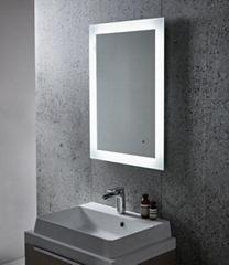 CE UL SAA LED mirror