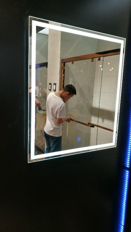 CE UL SAA 浴室鏡 2