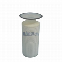 High Flow Pleated Bag Filters replace to Pall Marksman Series filters