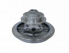 High quality water cooled and oil cooled turbocharger bearing house manufacturer