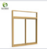 aluminum frame fixed glass windows for building