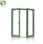 opening 180 degree aluminum casement windows