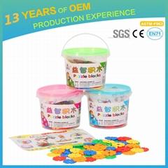 New designed kid's early educational building blocks bricks toys