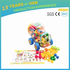 construction toys building block for children kids