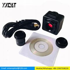 5MP Cmos USB Microscope Camera Digital Electronic Eyepiece