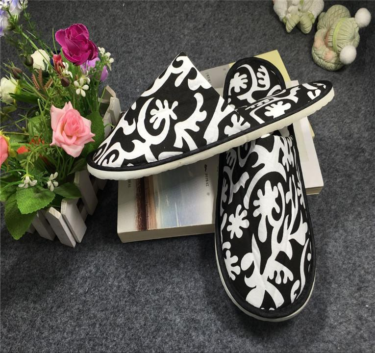 Factory direct sales of new hotel hotel slippers special slippers at home 3