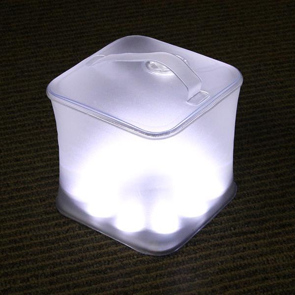 Cleverwide Universal Camping Solar LED Lantern/Foldable Lantern 4