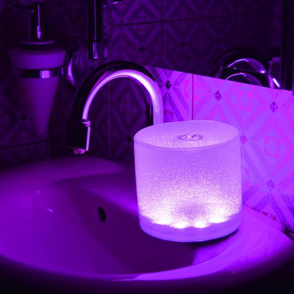 Solar Power Inflatable LED Lantern Night Light 2