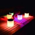 Solar Power Inflatable LED Lantern Night Light 4