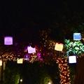 Solar Power Inflatable LED Lantern Night Light 5