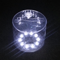 Inflatable Solar Light LED Tent Light Lantern Rechargeable for Camping Hiking  3