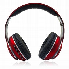 Wireless Bluetooth Over-the-ear Headphones