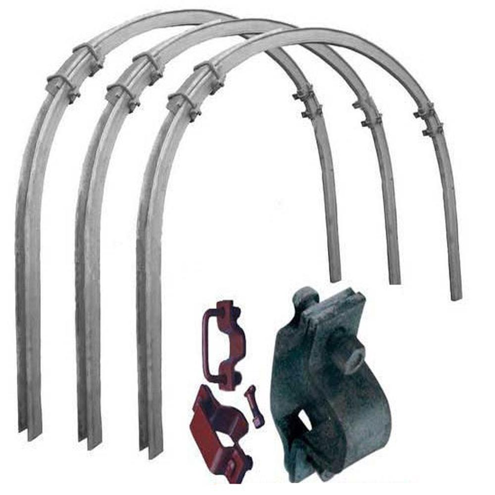 Mining Support U Beam Steel Arch Supports 5
