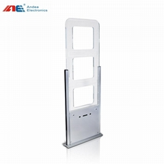3D IOT RFID Gate Reader Antenna ISO15693 For Library Anti Theft RFID Gate Entry