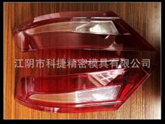 南京双色车灯模具 车灯灌包模具 车灯灯罩模具