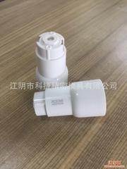 小米蓝牙车充模具 睿米USB车载充电器模具