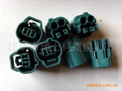 南京PBT接插件模具,南京塑料模具,南京注塑模具