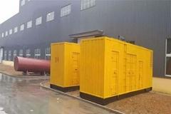 400KW发电机组