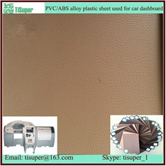 PVC sheet for bus instrument panel repair