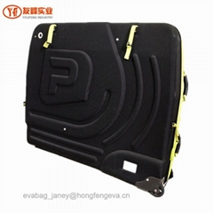 "EVA Bike Case for 24"", 26"", 27.5"" Mountain Road Bicycle Travel Transport Case"