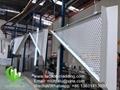 Aluminum CNC cutting cladding panel metal sheet