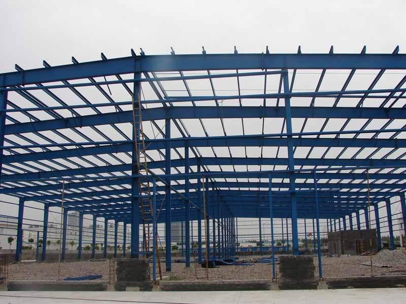 Shandong qufu dongfang steel structure engineering co., LTD 2