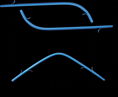 Medical Plastic Stent for ERCP Manufacturer