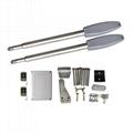 solar system autogate electric swing gate motor swing gate opener kit  1