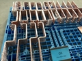 Hight quality copper busbar processing with machine and mould  import from Korea 2