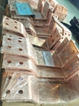 Hight quality copper busbar processing with machine and mould  import from Korea 5