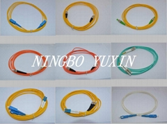 ALL KINDS OF FIBER OPTIC PATCH CORD