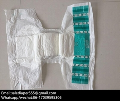 disposable adult diapers with OEM brand