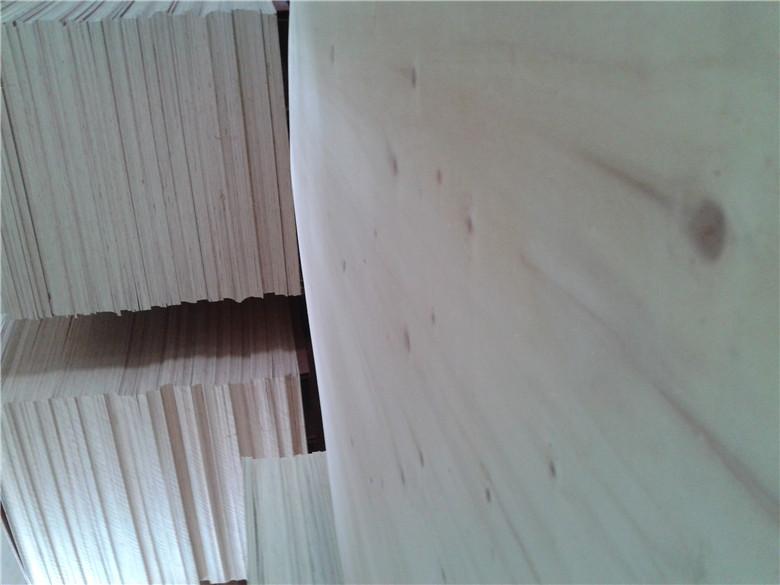 楊木貼面板 1
