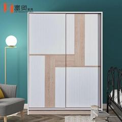 All Aluminum Home Furniture Sliding Door Wardrobe