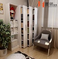 Metal Office Furniture All Aluminum Filing Cabinet