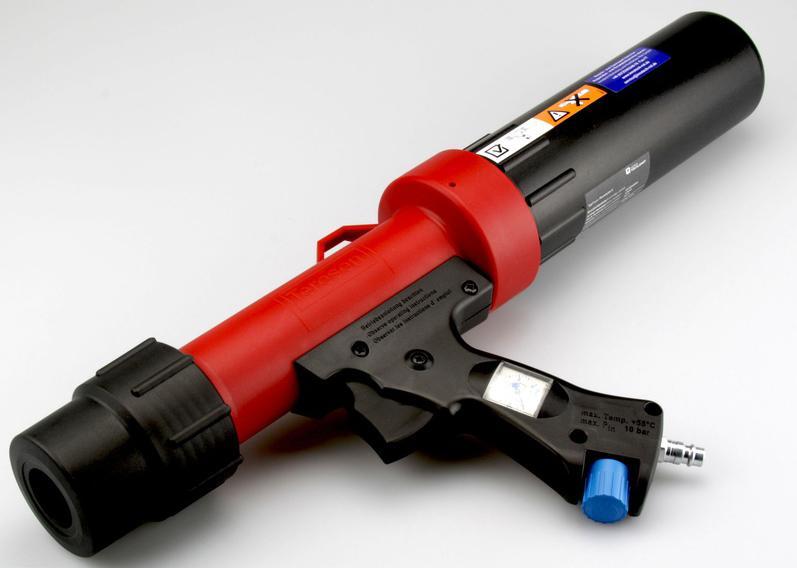 TEROSON ET Gun PowerLine II高壓打膠槍丨漢高氣動膠槍