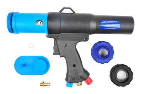 TEROSON ET Air Gun Multipress多功能打膠槍丨漢高氣動膠槍