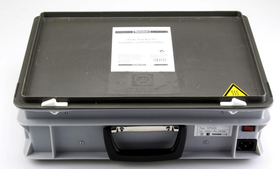 TEROSON Warm Box for Cartridges膠筒加熱器丨漢高膠筒加熱器