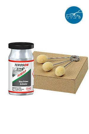TEROSON PU 8519P丨漢高泰羅松8519P黑色玻璃膠底塗