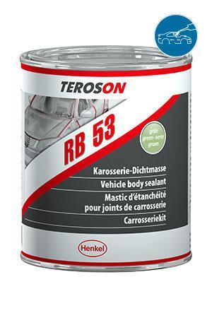 TEROSON RB53刷塗式密封膠丨漢高刷塗式密封膠