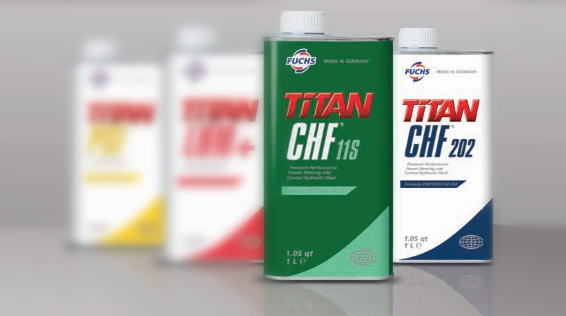 TITAN CHF11S丨PENTOSIN CHF11S丨潘東興CHF11S