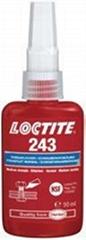 樂泰藍色耐油型中等強度螺絲鎖固膠 LOCTITE 243