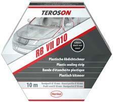 泰羅松多用途高等級丁基膠帶丨TEROSON RB VII