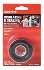 乐泰黑色多用途弹性扎带丨LOCTITE Insulating & Sealing Wrap