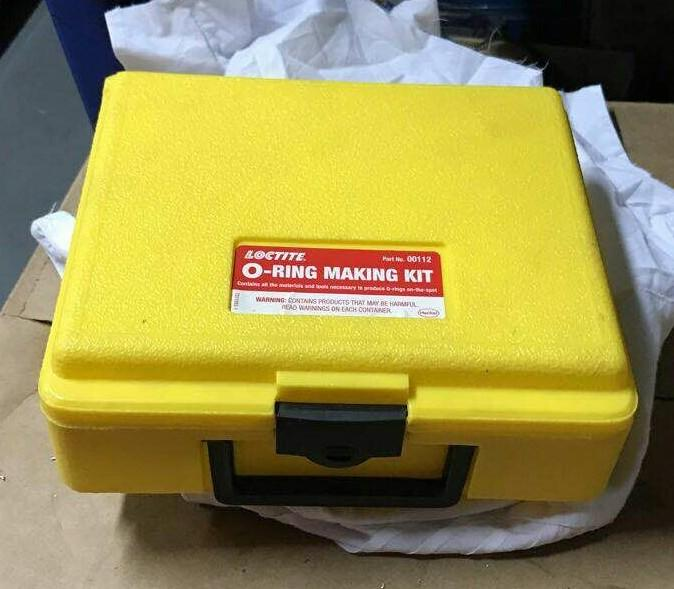 乐泰O型圈制作套件丨Loctite O-Ring Making Kit