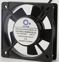 11025 220-240V AC Axial Flow Blower Cooling Fan