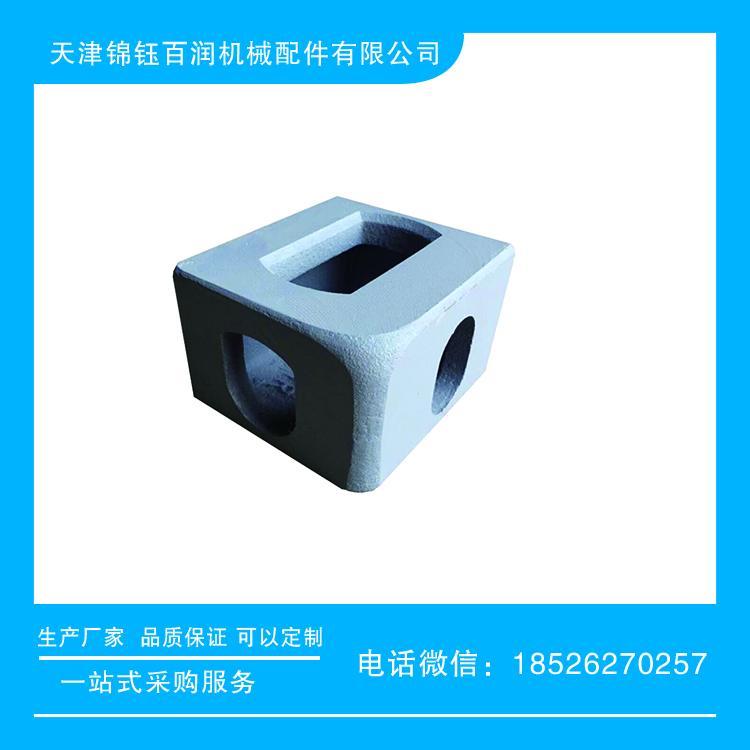 集裝箱不鏽鋼角件 2