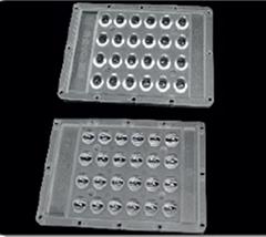 optical module lens for led lamp