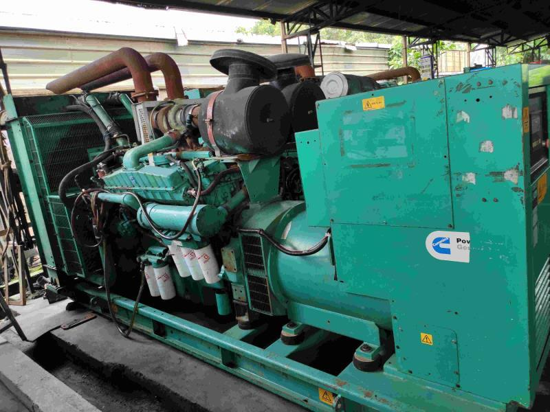 博羅特高壓發電機 2